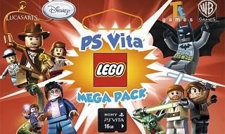 Anunciado el LEGO Mega Pack para PS Vita