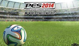 World Challenge, nuevo DLC para PES 2014 con vistas al mundial