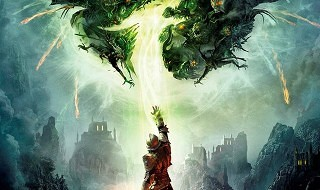 Esta es la portada de Dragon Age: Inquisition