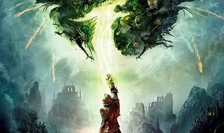 Esta es la portada de Dragon Age: Inquisition