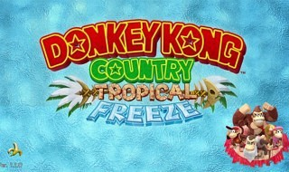 Donkey Kong Country: Tropical Freeze recibe la actualización 1.1.0
