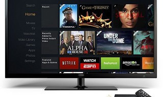 Fire TV, el streamer de Amazon compatible con juegos