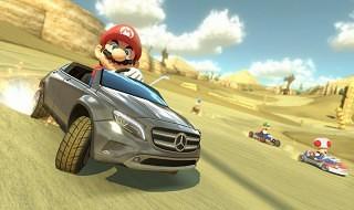 El nuevo Mercedes GLA llegará a Mario Kart 8 vía DLC
