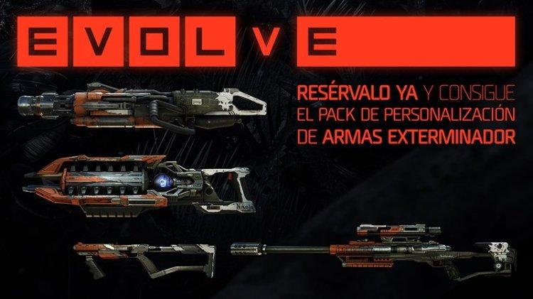 Evolve_EXTERMINATOR_SKINS_1920X1080_Spanish