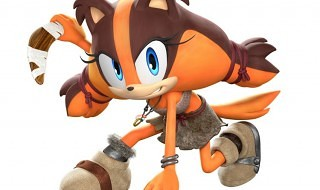 Sticks, nuevo personaje para Sonic Boom
