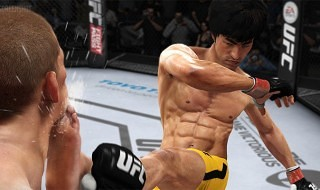 Nuevo vídeo con gameplay de EA Sports UFC