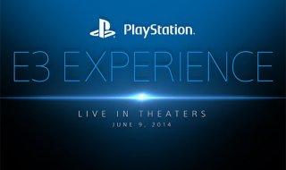 Se podrá seguir la conferencia de Sony en el E3 2014 en salas de cine