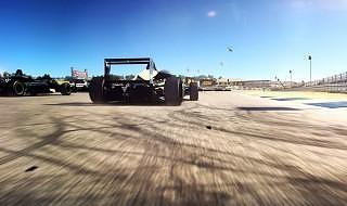 Gameplay de GRID Autosport desde el Circuito del Jarama