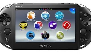 El nuevo modelo de PS Vita (PCH-2000) esta semana a la venta en España