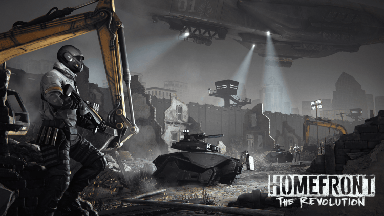 HOMEFRONT THE REVOLUTION ANNOUNCE 5