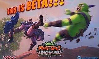 La beta cerrada de Orcs Must Die! Unchained comienza el 27 de junio