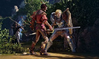 Gameplay de Fable Legends