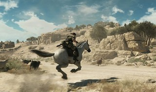 Más gameplay de Metal Gear Solid V: The Phantom Pain