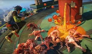 Sunset Overdrive tiene fecha de lanzamiento y nuevo gameplay