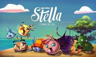 Angry Birds Stella se lanzará en septiembre