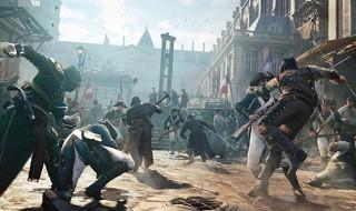 Gameplay, cámara en mano, de Assassin's Creed Unity