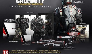Las ediciones de coleccionista de Call of Duty: Advanced Warfare