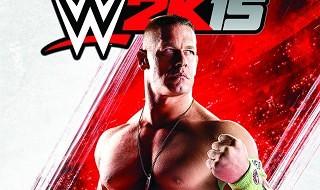 John Cena, portada de WWE 2K15