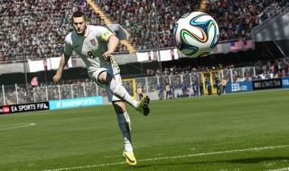 Dempsey acompañará a Messi en la portada norteamericana de FIFA 15
