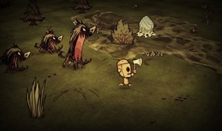 Don't Starve: Reign of Giants llegará la semana que viene a PS4