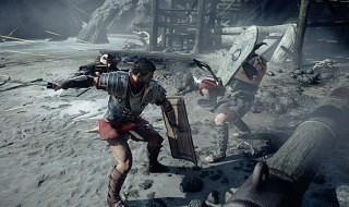 Gameplay de la versión para PC de Ryse: Son of Rome