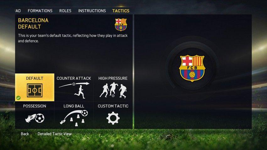 FIFA15_XboxOne_PS4_TeamManagement_Tactics_Default