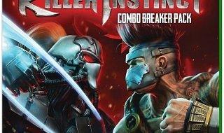 Killer Instinct: Combo Breaker Pack disponible en formato físico el 23 de septiembre