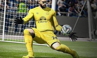 Los porteros en FIFA 15
