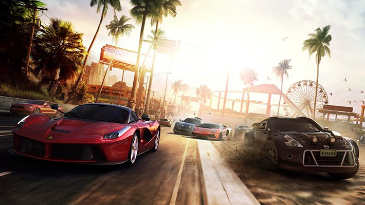 The Crew 2014 Game Wallpaper