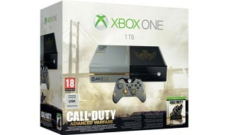 Habrá pack de Xbox One con disco duro de 1TB + CoD: Advanced Warfare por 499€