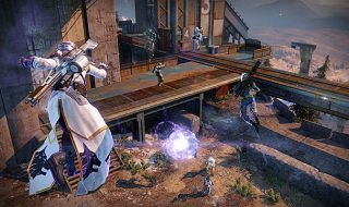 Ya disponible el parche 1.0.1.4 de Destiny