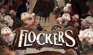 Flockers llegará el 19 de septiembre a PS4, Xbox One y PC