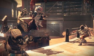 Dust Palace Strike, una de las misiones exclusivas de Destiny para Playstation