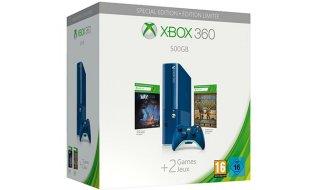 3 nuevos packs de Xbox 360 con HDD de 500GB llegarán próximamente