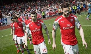 Anuncio para televisión de FIFA 15