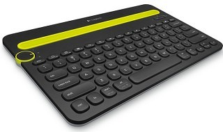 Nuevo Logitech Bluetooth Multi-Device Keyboard K480