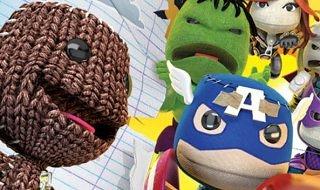 LittleBigPlanet PlayStation Vita Marvel Super Hero Edition llegará en noviembre