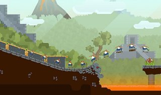 Anunciado OlliOlli 2: Welcome to Olliwood