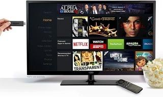 Fire TV Stick, el Chromecast de Amazon