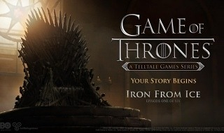 Iron from Ice, primero de los seis episodios del Game of Thrones de Telltale