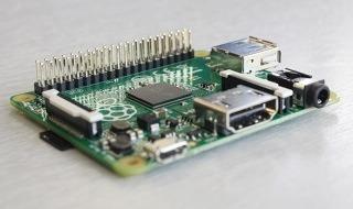 Nueva Raspberry Pi A+