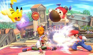 Las notas de Super Smash Bros. para Wii U en las reviews de la prensa