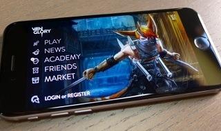 Vainglory, nuevo MOBA para iOS, se lanza este jueves