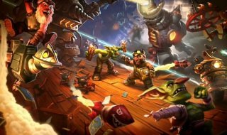 Goblins vs. Gnomos, primera expansión para Hearthstone, se lanzará en diciembre