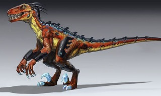Riptor, nuevo personaje para Killer Instinct