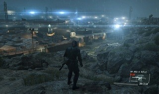 Los requisitos de Metal Gear Solid V: Ground Zeroes para PC cambian ligeramente