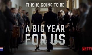 La tercera temporada de House of Cards se estrena el 27 de febrero, aquí su primer trailer