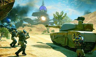 La beta cerrada de PlanetSide 2 en PS4 empieza el 20 de enero