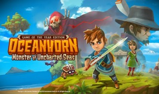 Oceanhorn: Monster of Uncharted Seas llegará a Steam el 17 de marzo