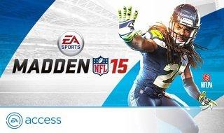 Madden NFL 15 disponible en el almacén de EA Access